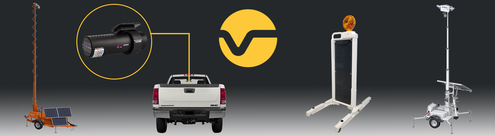 Trailed-Mounted Cameras & Portable Speed Sensors | Ver-Mac