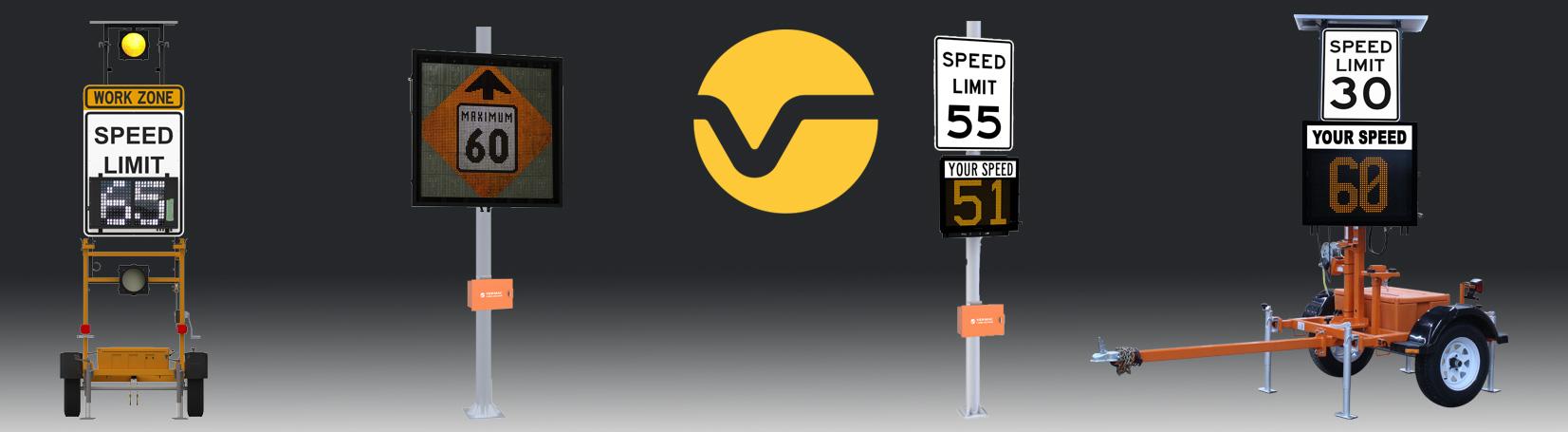 Mobile Speed Display Trailers Amp Radar Speed Signs Ver Mac